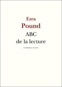 Ezra Pound - ABC de la lecture.