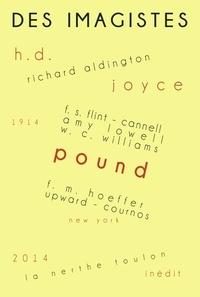 Ezra Pound - Des imagistes - Anthologie 1914.
