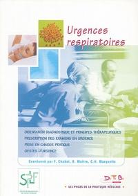 F Chabot et Brigitte Maitre - Urgences respiratoires.