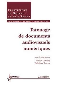 F Davoine - Tatouage de documents audiovisuels numériques.