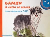 F.Des - Gamin, le chien de berger.