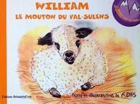 F.Des - William, le mouton du Val-Sulens.