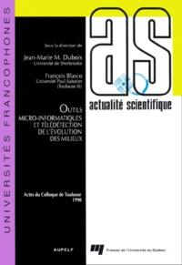 Birrascarampola.it Outils micro-informatiques et télédétection de l'évolution des milieux - Actes du Colloque de Toulouse 1990 Image