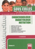 F. Kharcha - Endocrinologie, diabétologie, nutrition.
