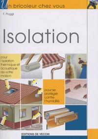 F Poggi et Nelly Turrini - Isolation.