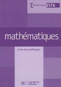 F Roche et François Barny - Mathématiques Tle STG - Livre du professeur.