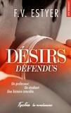F.V. Estyer - NEW ROMANCE  : Désirs défendus.