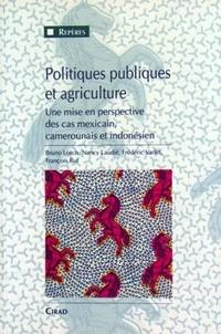 Politiques publiques et agriculture. Une mise en perspective des cas mexicain, camerounais et indonésien.pdf