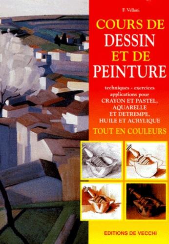 F Vellani - Cours de dessin et de peinture.