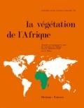 F White - La Végétation de l'Afrique - Mémoire accompagnant la carte de végétation de l'Afrique.