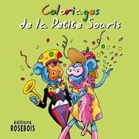F-xavier Poulain - Coloriages de la Petite Souris.