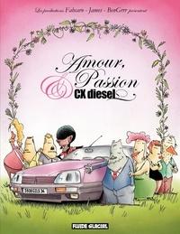 Fabcaro et  James - Amour, passion et CX Diesel (Saison 1).