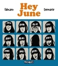 Fabcaro et  Evemarie - Hey June.