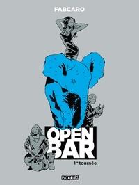 Fabcaro - Open Bar 1re tournée : .