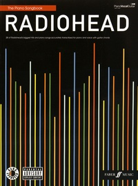 Faber - Radiohead - The Piano Songbook.