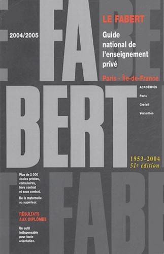 Fabert - Guide national de l'enseignement privé - Paris Ile-de-France.