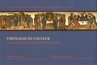 Fabian Da Costa - Théologie en couleur - Les fresques des fêtes en la Cathédrale des Trois Saints Hiérarques à Paris.
