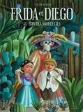 Fabian Negrin - Frida et Diego - Au pays des squelettes.