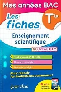 Fabien Aoustin et Pascal Chauvel - Les fiches Enseignement scientifique Tle.