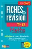 Fabien Aoustin et Gabriel Boissière - Maths spécifique et spécialité Tle ES - Fiches de révision.