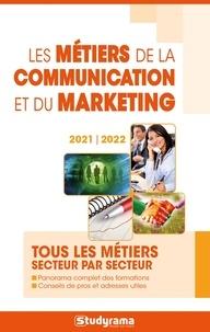 Fabien Baugard et Hélène Bienaimé - Les métiers de la communication et du marketing.