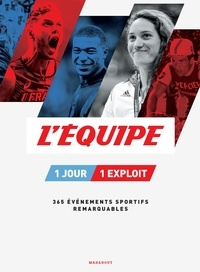 Fabien Baumann - L'Equipe - 1 jour, 1 exploit.