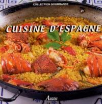 Fabien Bellahsen et Daniel Rouche - Cuisine d'Espagne.