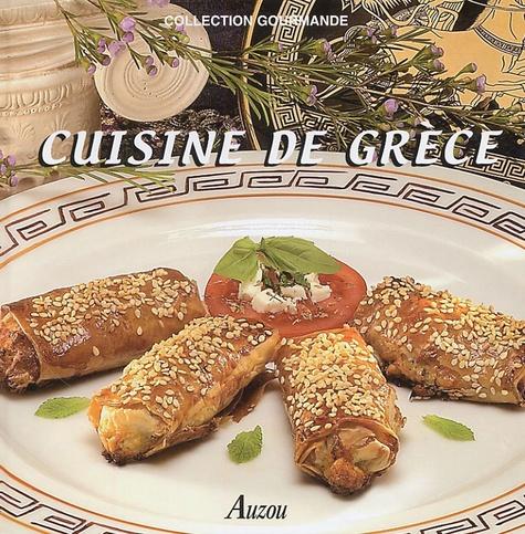 Fabien Bellahsen et Daniel Rouche - Cuisine de Grèce.