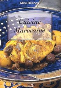 Fabien Bellashen et Daniel Rouche - Cuisine Marocaine.