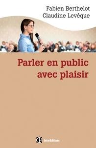 Rhonealpesinfo.fr Parler en public avec plaisir - La méthode (Technesthésie) pour gagner en aisance et conviction Image