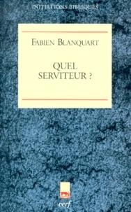 Fabien Blanquart - .