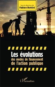 Fabien Bottini - Les évolutions des modes de financement de l'action publique.