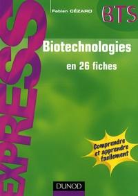 Deedr.fr Biotechnologies en 26 fiches Image