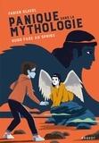 Fabien Clavel - Panique dans la mythologie - Hugo face au Sphinx.