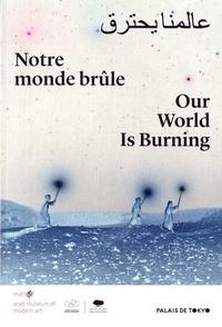 Fabien Danesi et Frédéric Grossi - Notre monde brûle.