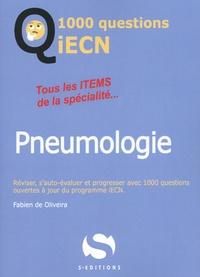 Fabien de Oliveira - Pneumologie.