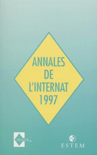 Fabien Demaria et Edouard Begon - Annales de l'internat 1997.