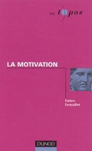 Fabien Fenouillet - La motivation.
