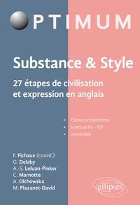 Fabien Fichaux - 27 étapes de civilisation et expression en anglais.