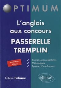 Fabien Fichaux - L'anglais aux concours passerelle tremplin.