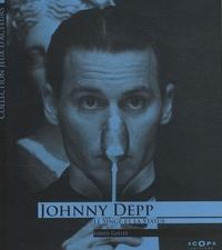 Fabien Gaffez - Johnny Depp - Le singe et la statue.