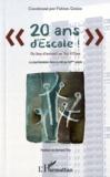 Fabien Galzin - 20 ans d'Escale ! - Un lieu d'accueil en Val d'Oise. La psychanalyse dans la cité au XXIe siècle.