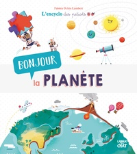Fabien Lambert - Bonjour la planète.