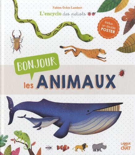 Bonjour Les Animaux Avec Un Double Poster Album