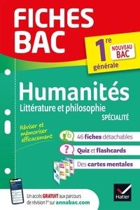Fabien Lamouche et Swann Spies - Humanités littérature et philosophie spécialité 1re.