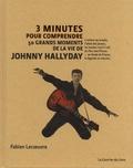 Fabien Lecoeuvre - 3 minutes pour comprendre 50 grands moments de la vie de Johnny Hallyday.