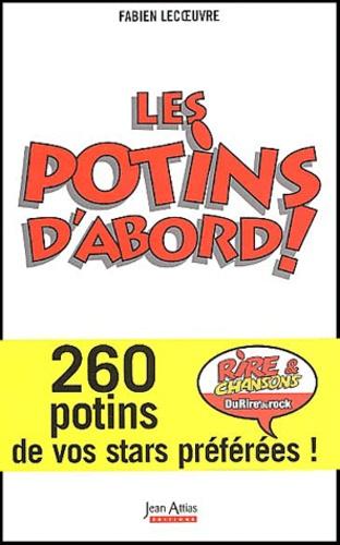 Fabien Lecoeuvre - Les potins d'abord !.