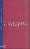 Fabien Lévy - Les écritures du temps (musique, rythme, etc.).