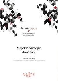 Fabien Marchadier - Majeur protégé - Droit civil.