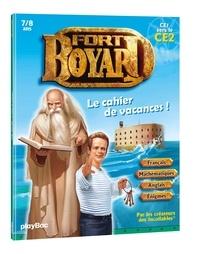 Fort Boyard Le cahier de vacances! CE1 vers le CE2.pdf